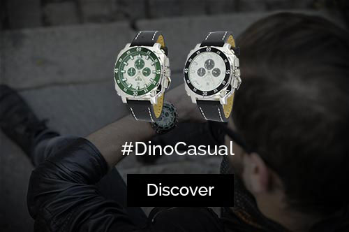 New Dino Casual watch