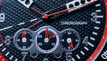 GTO focus on Racer watch