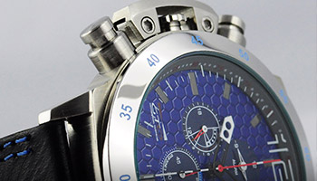 GTO Roadtime watch