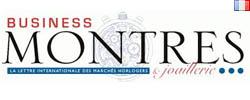 GTO Business et Montres