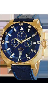 Dino Gold watch