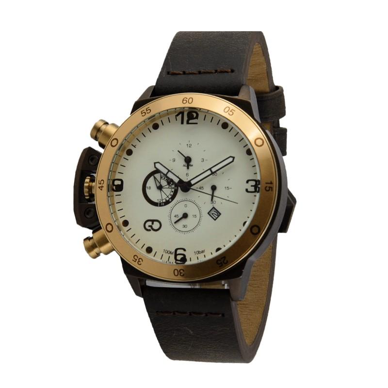 Bracelet montre homme vintage