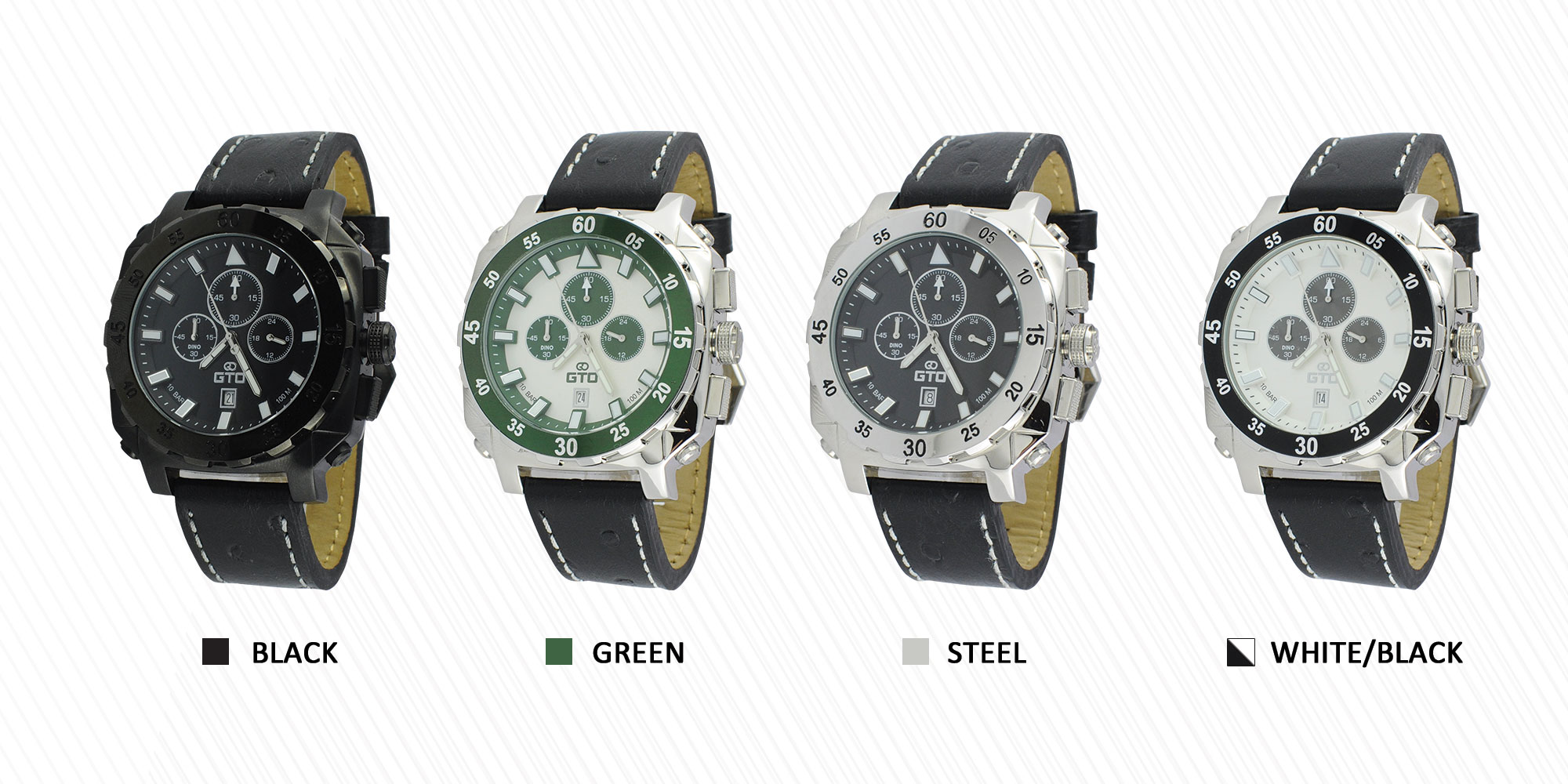 Collection montres homme Dino Casual