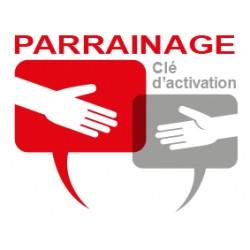 Parrainage Clé d'Activation